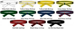 Taekwon-do_Belt_Rank_System